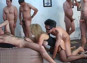 20 boys Cathy internal cumshot group sex