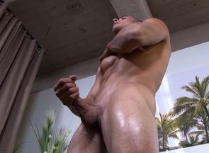 ActiveDuty Giant Hard-on Muscled Str8..