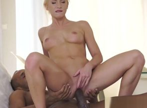Kiara Lord enjoys Big black cock