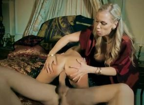 Jaw-dropping knight tears up Tina Kay..