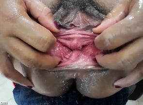 Ebony Nubile Spray