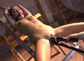 tied to ejaculation sequence 2