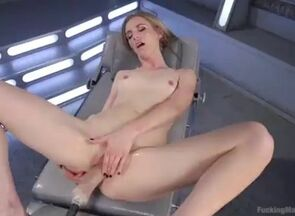 Mona wales penetrating machine