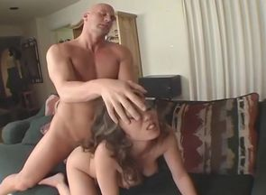 Petite Hooter Brown-haired Gal Gets..