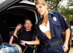 The police damsel agreed to have..