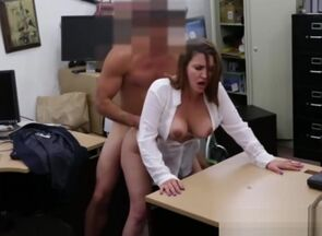 Chesty Damsel Trades With Her Baps And..