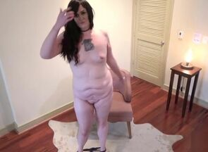 TGirlBBW Molly Is For Your Eyes Only