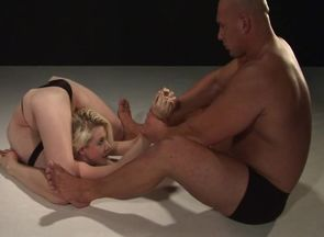 Ultra-kinky hookup video Light-haired..